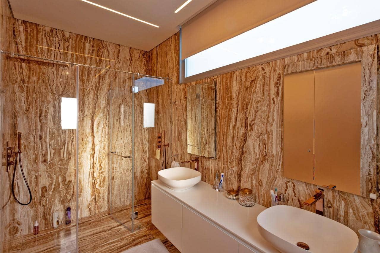 חיפוי חדרי אמבטיה מעוצבים